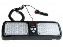 LED FLASH ZONNEVIZIER 12 FUNCTIES 11 WATT