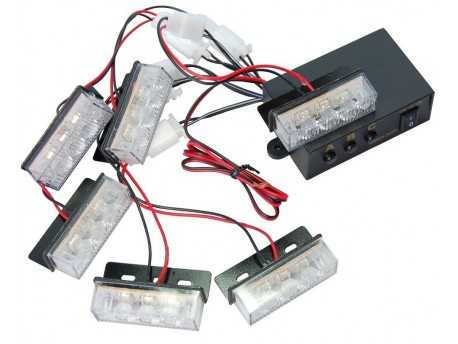 LED FLASH 6X3 LED SMD